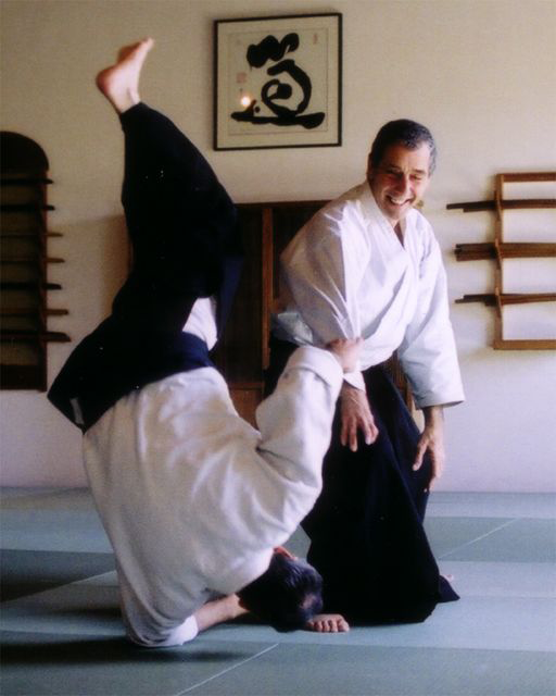 Aikido In 3 Easy Lessons